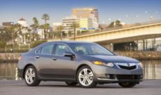2010 Acura TSX Technology