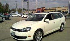 2012 Volkswagen Golf TDI Wagon