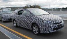 2014 Toyota FCV Hydrogen Car