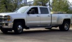 2014 Chevrolet Silverado H-D