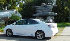 2010 Lexus HS250h