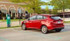 2017 Ford Focus EV