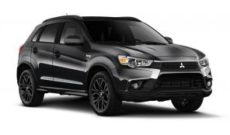 2017 Mitsubishi RVR Black Edition