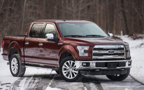 Ford F-150 Lariat is a gentleman's pickup truck