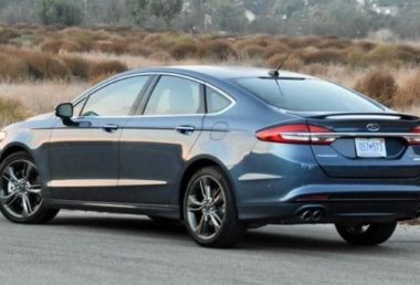 Ford Fusion 2018 – get it while you can