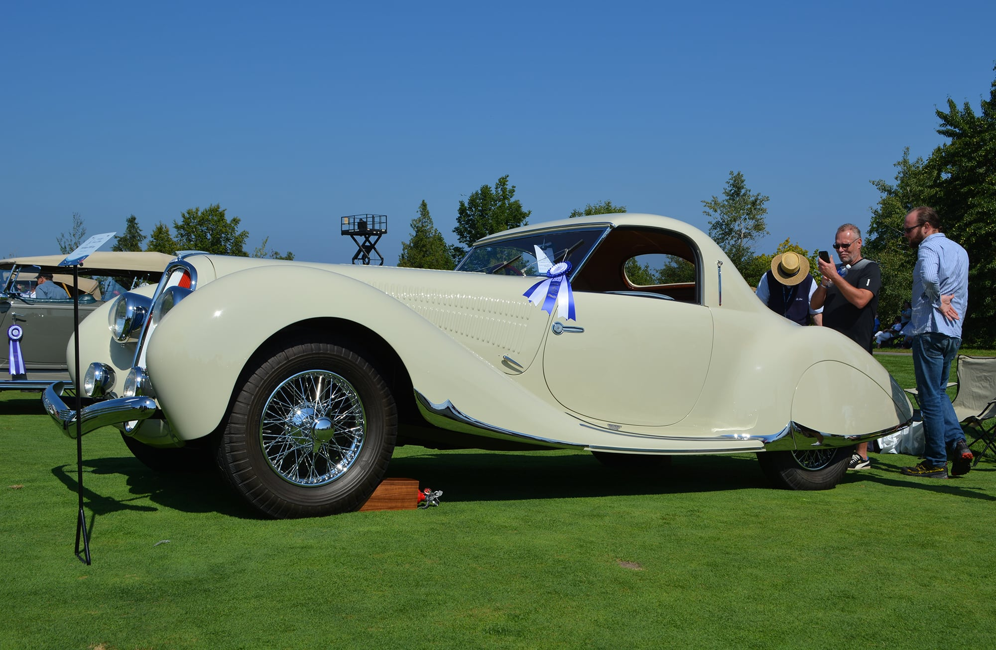 1938 Delahaye 135 MS Coupe