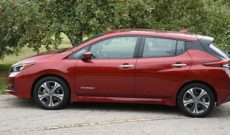 The 2018 Nissan Leaf will give you a jolt – if you can get a charge