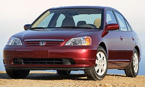 The 2004 Honda Civic has an above-average reputation when it comes to toughness, dependability and economy of operation.