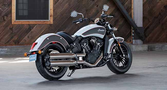 Indian Sixty motorcycle